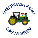 Sheepwash Farm Day Nursery Logo
